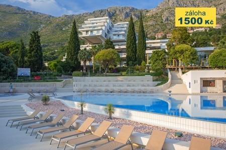Hotel Astarea, Jižní Dalmácie