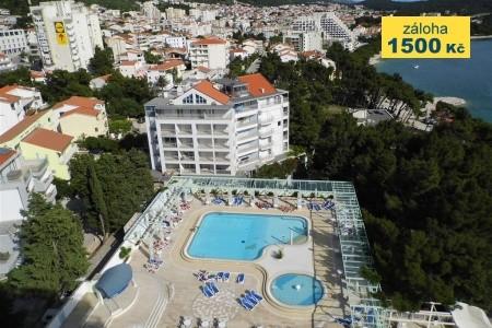 Hotel Dalmacija, Makarska