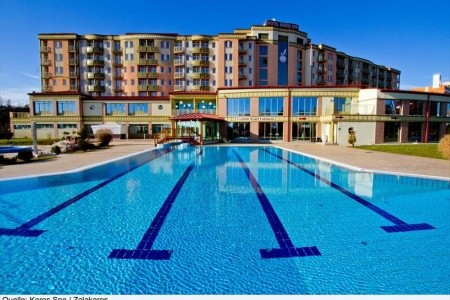 Hotel Karos Spa V Zalakaros, Zalakaros
