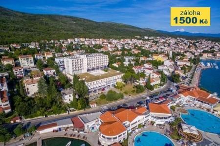 Hotel Katarina, Crikvenica