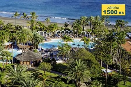 Hotel Melia Tamarindos, Kanárské ostrovy