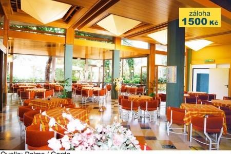 Hotel Palme, Palme Suite A Royal V Garda, Itálie