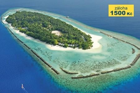 Hotel Royal Island Resort & Spa, Maledivy