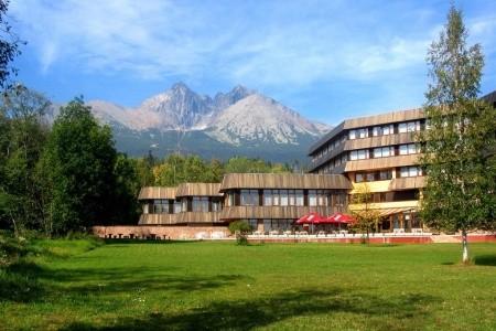 Hotel Sorea Titris, Vysoké Tatry