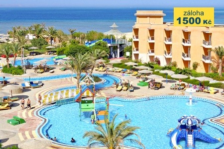 Hotel Three Corners Sunny Beach Resort, Hurghada