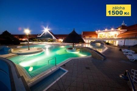 Kehida Termal Hotel, Maďarsko