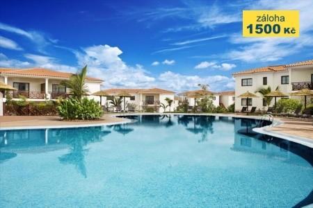 Melia Tortuga Beach Resort & Spa, Kapverdské ostrovy