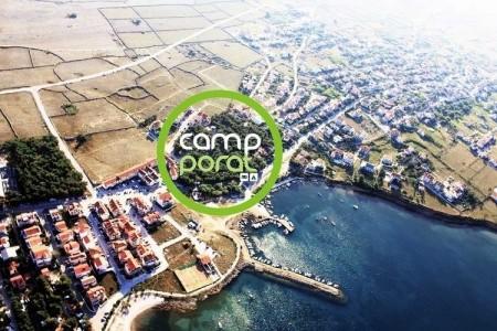 Mobilní Domky – Kemp Porat, Ostrov Pag