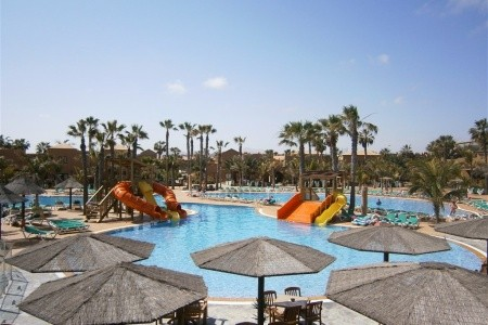 Oasis Dunas, Fuerteventura