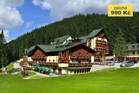 Ski A Wellness Residence Družba, Nízké Tatry