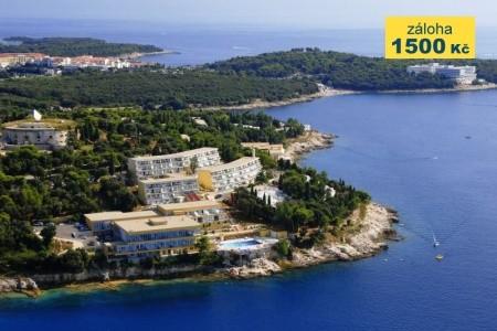 Splendid Resort Apartmány, Pula