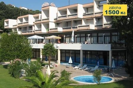 Amfora Hotel, Rabac