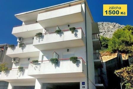 Apartmány Mandić, Omiš