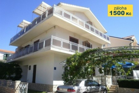Apartmány Villa Topič,
