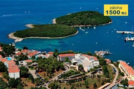 Hotel Pineta, Istrie