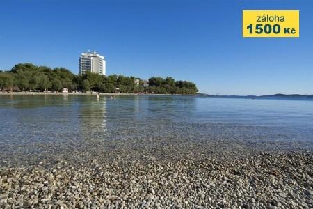 Hotel Punta, Chorvatsko