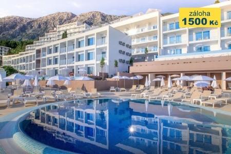 Hotel Sensimar Adriatic Beach Resort, Makarská riviéra