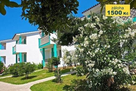 Kažela Apartmány, Istrie