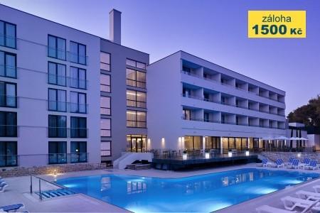 Park Plaza Arena Hotel, Chorvatsko