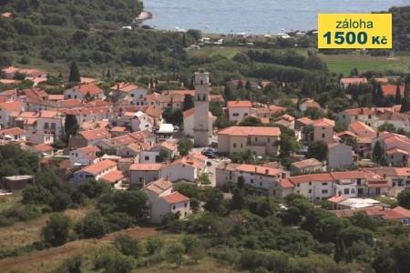 Soukromé Apartmány Premantura, Istrie