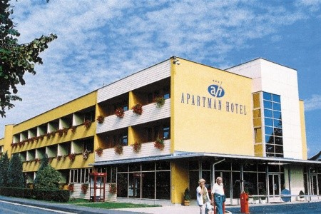 Apartmánový Hotel Bük,