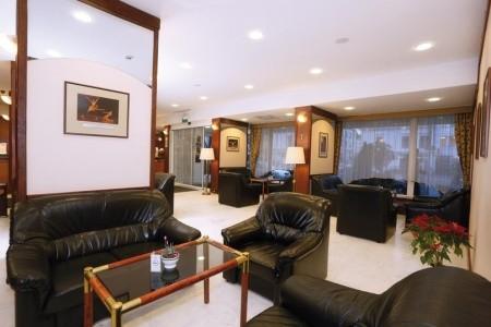 Danubius Hotel Rába City Center: Rekreační Pobyt 2 Noci,