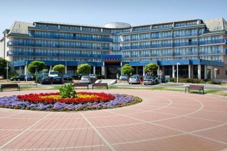 Hotel Park Inn Sárvár, Maďarské termální lázně