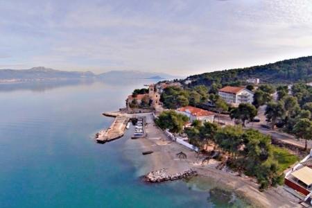 Hotel Sveti Križ, Trogir