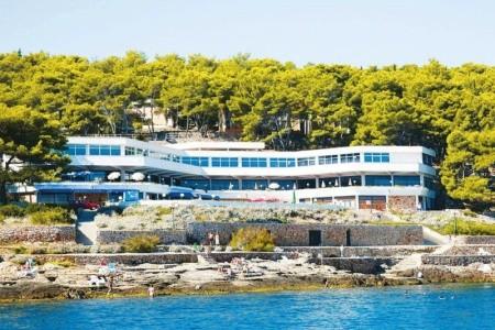 Ostrov Hvar – Hotelový Komplex Fontana 2*, Hvar