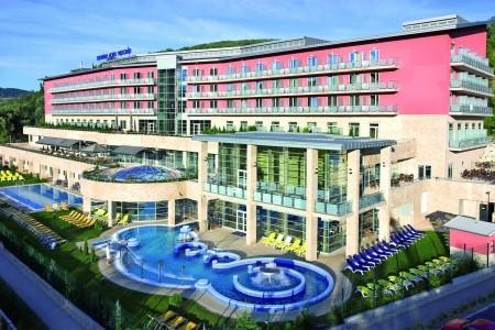 Thermal Hotel Visegrád****, Maďarsko