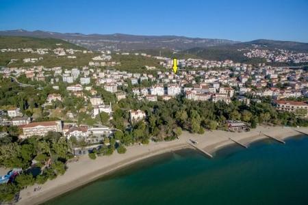 Apartmány 1355-2890, Crikvenica