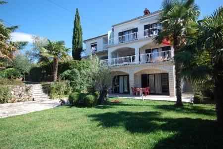 Apartmány 400-167, Krk