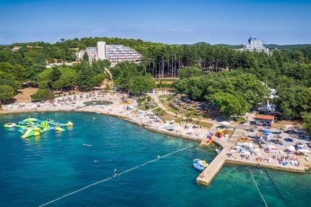 Rubin Sunny Hotel By Valamar, Istrie